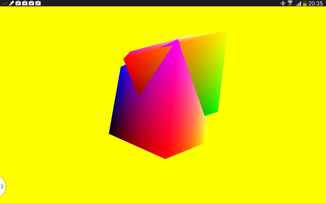 OpenGL application on Ruby
