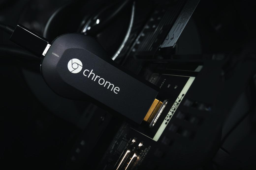 chromecast dlna hack